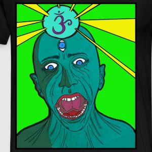 Behold, The Third Eye! - Men's Premium T-Shirt