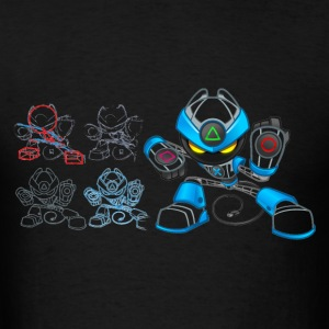 Gamer Mascot - Men's T-Shirt