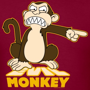 Family Guy Evil Monkey - Men's T-Shirt