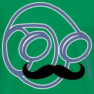 Turbo Monocle - Men's Premium T-Shirt