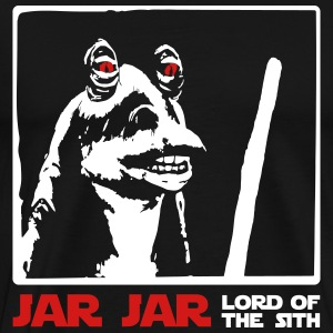 Jar Jar - Lord of the Sith - Men's Premium T-Shirt