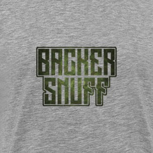 BackerSnuff Camo Tee - Men's Premium T-Shirt