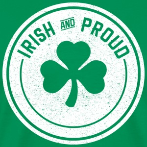 Irish & Proud - Men's Premium T-Shirt