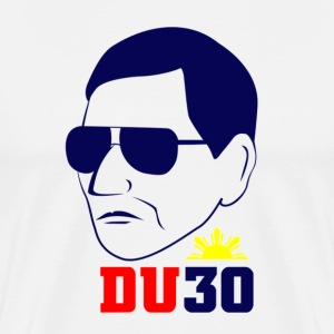 Rodrigo Duterte for President 2016 OFW - Men's Premium T-Shirt