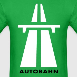 Autobahn - Men's T-Shirt