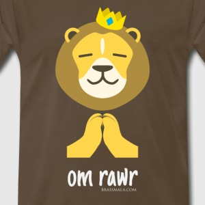 Om Rawr - Lion - Men's Premium T-Shirt