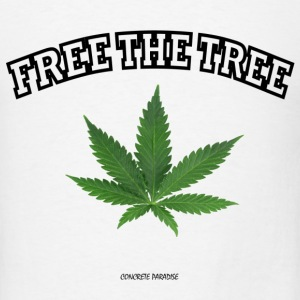 Free the Tree - Men's T-Shirt