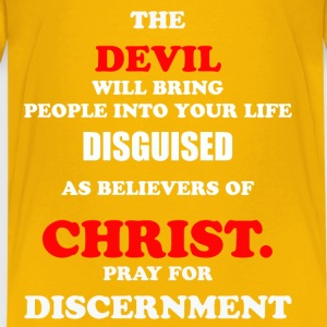 Discernment - Kids' Premium T-Shirt