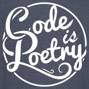 Code is Poetry Tshirt - Vintage Sport T-Shirt