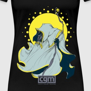 CGM Dark Mage Women's Top - Women's Premium T-Shirt