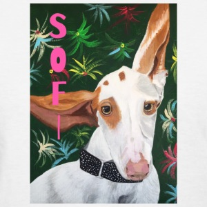 Podenco Power - Women's T-Shirt