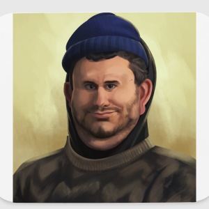 h3h3productions Hernan Other - Mouse pad Horizontal