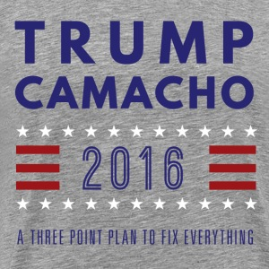 Trump Camacho 2016 - Men's Premium T-Shirt