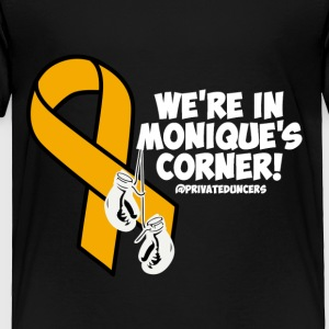 In Monique's Corner toddler Shirt - Toddler Premium T-Shirt