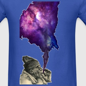 Puff the Galaxy - Men's T-Shirt