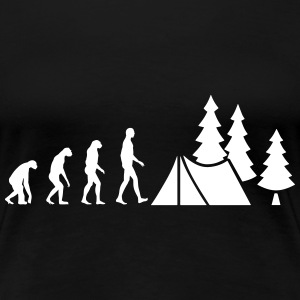 evolution Women's T-Shirts - Women's Premium T-Shirt