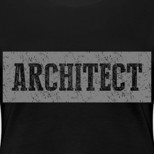 Architect T-shirt - Women's Premium T-Shirt