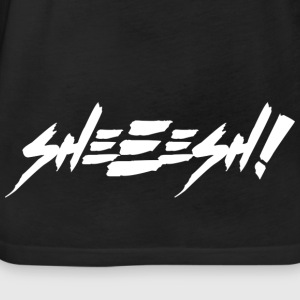 Sheeesh Logo T-Shirt - Fitted Cotton/Poly T-Shirt by Next Level
