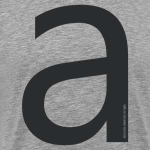 a simple act can change your future - Men's Premium T-Shirt