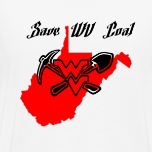 Save WV Coal - Men's Premium T-Shirt