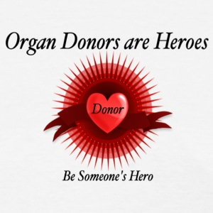Organ donor Women's T-Shirt - Women's T-Shirt