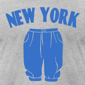 New York  Vintage t-shirt - Men's T-Shirt by American Apparel