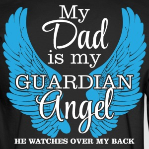 My Dad is my Guardian Angel - Men's Long Sleeve T-Shirt