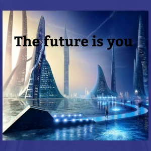 the future is you - Men's Premium T-Shirt