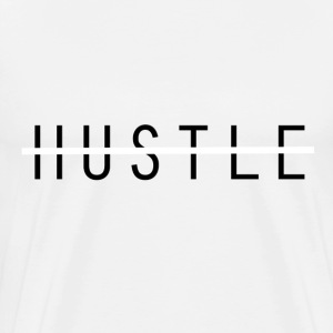 Hustle Tee - Men's Premium T-Shirt