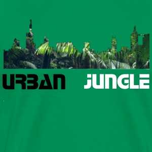 Urban Jungle - Men's Premium T-Shirt
