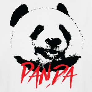 PANDA WHITE - Men's Tall T-Shirt