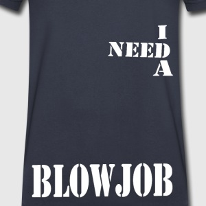 Fuckmefashion - Blowjob Magnet - Men's V-Neck T-Shirt by Canvas