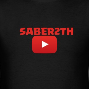 Saber2th Youtube  - Men's T-Shirt
