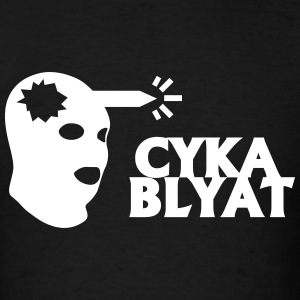 Cyka Blyat CS:GO Counterstrike T-Shirt - Men's T-Shirt