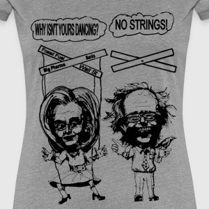 Democratic Primary Satire Women's T-Shirts - Women's Premium T-Shirt