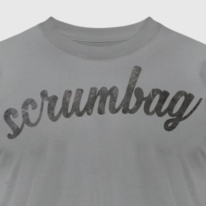 Scrumbag T - Men's T-Shirt by American Apparel