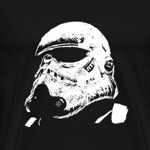 storm trooper - Men's Premium T-Shirt