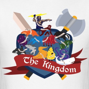 The Kingdom 2016 Official - Gildan Black Text - Men's T-Shirt