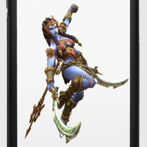 Smite Kali iPhone 6 Case - iPhone 6/6s Rubber Case