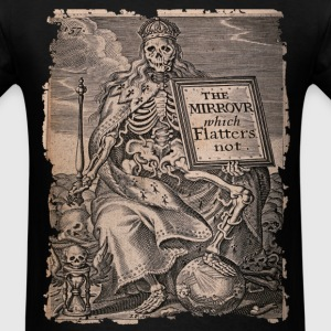 DEATH AS KING OCCULT T-SHIRT - Men's T-Shirt