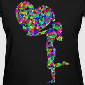 Woman Love - Beautiful Design - Women's T-Shirt