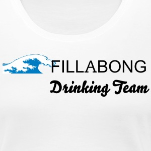 FILLABOMG - Women's Premium T-Shirt