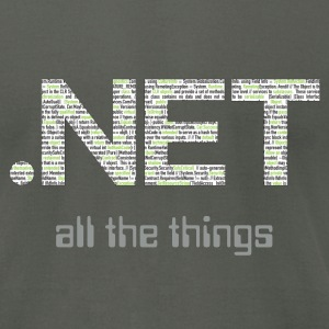 All The Things Men's Tee - Men's T-Shirt by American Apparel