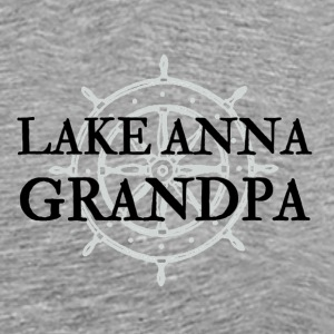 Lake Anna Grandpa Shirt - Men's Premium T-Shirt