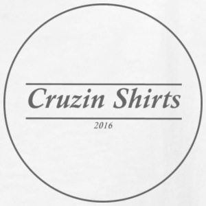 Childrens White T-shirt: Cruzin shirts - Kids' T-Shirt
