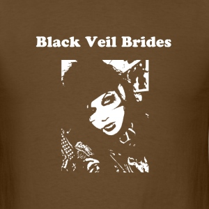 Design, T-shirts, Black Veil Brdes - Men's T-Shirt