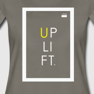 I AM - Uplift - Female - Women's Premium T-Shirt
