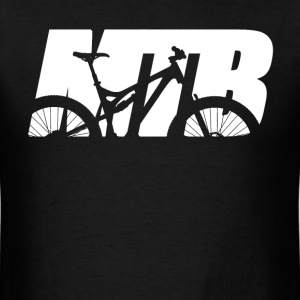 Mountain Bike Shirt - MTB T-Shirt - Men's T-Shirt