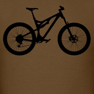 Mountain Bike Shirt - MTB T Shirt - Men's T-Shirt