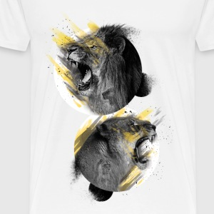 Panthera Leo - Men's Premium T-Shirt